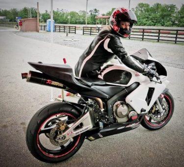 Motorcycles at VIR